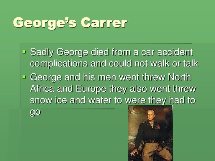 George's Carrer