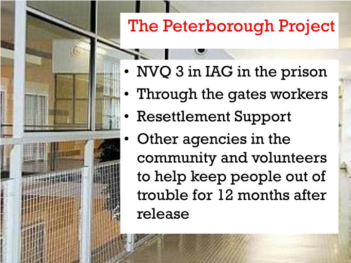 The Peterborough Project