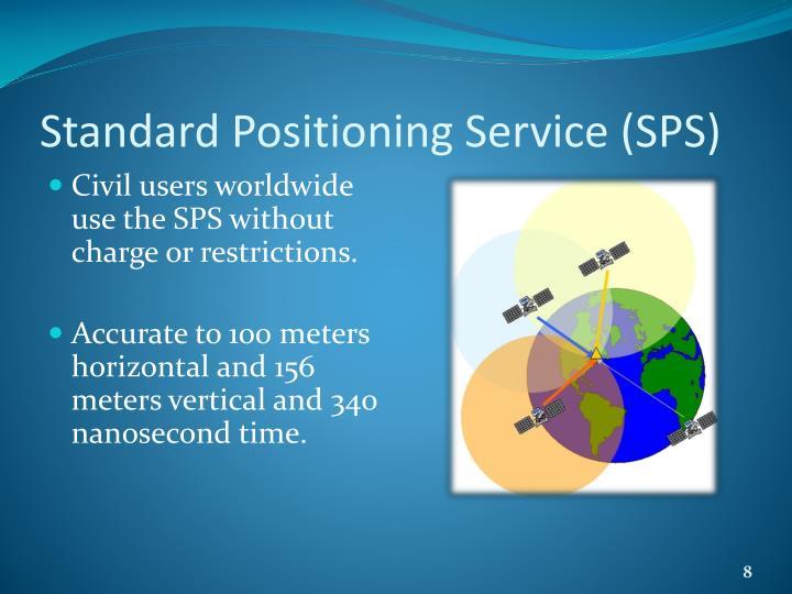 Standard Positioning Service (SPS)