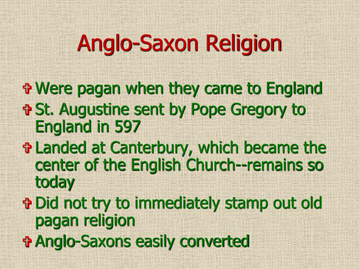 Homework help writing anglo saxons gods