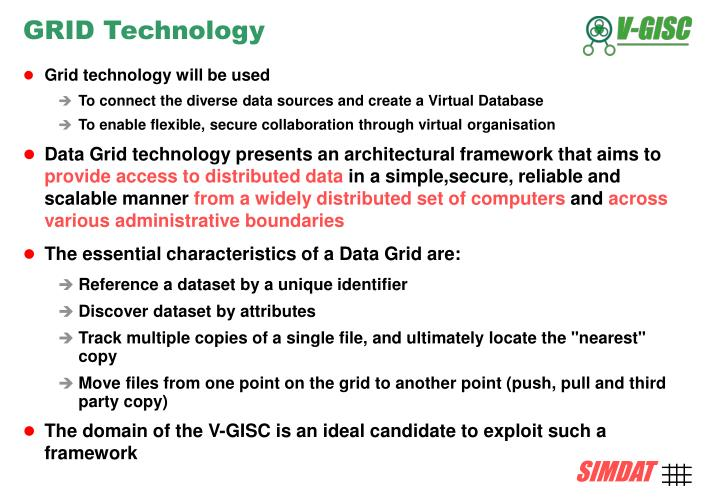 GRID Technology