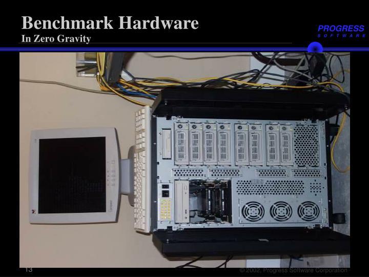 Benchmark Hardware