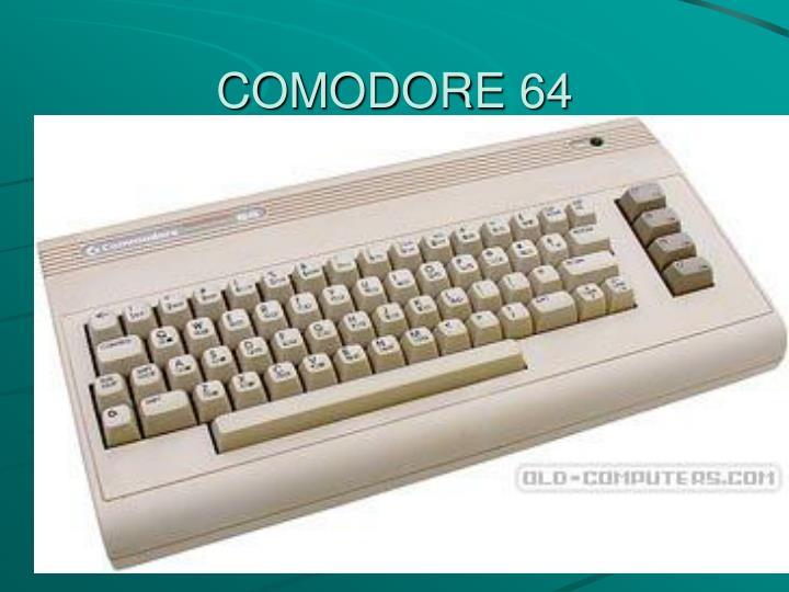 COMODORE 64