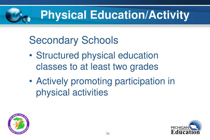 Physical Education/Activity