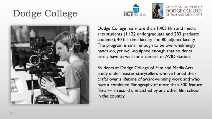 Dodge College