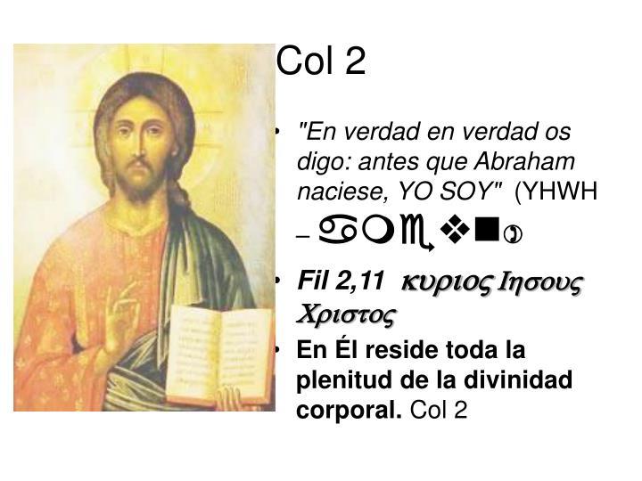 Col 2