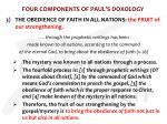 four components of paul s doxology2