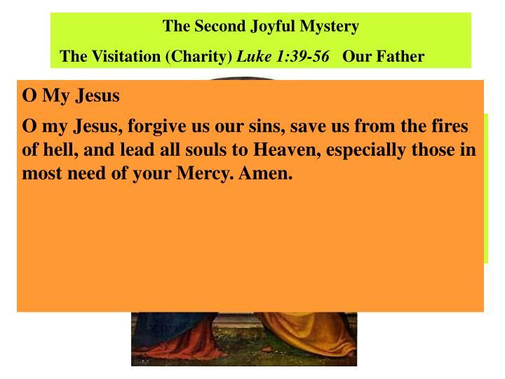 The Second Joyful Mystery