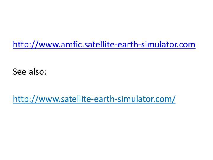 http://www.amfic.satellite-earth-simulator.com