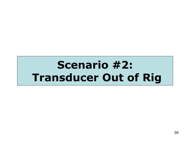 Scenario #2: