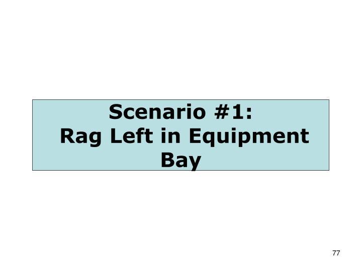 Scenario #1: