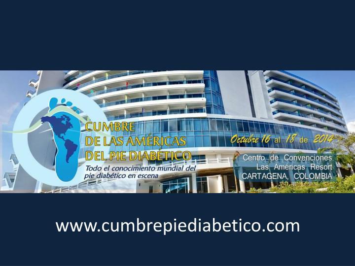 www.cumbrepiediabetico.com