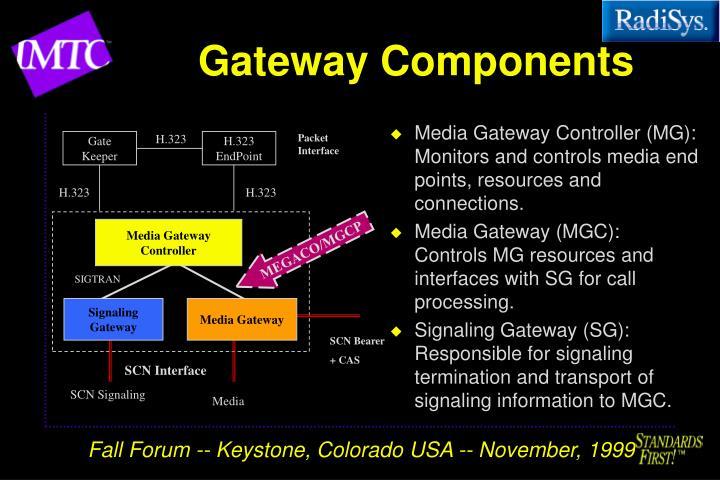 Gateway Components