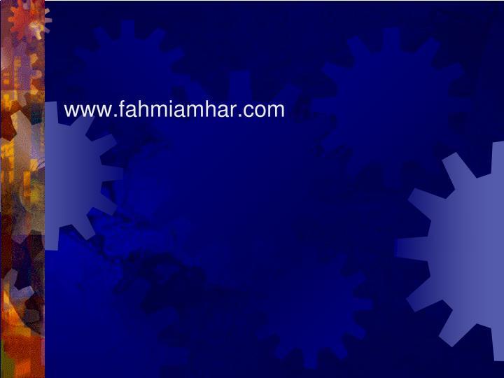 www.fahmiamhar.com