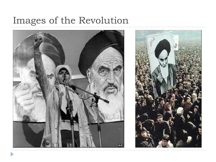Images of the Revolution