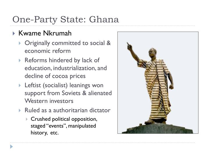 One-Party State: Ghana
