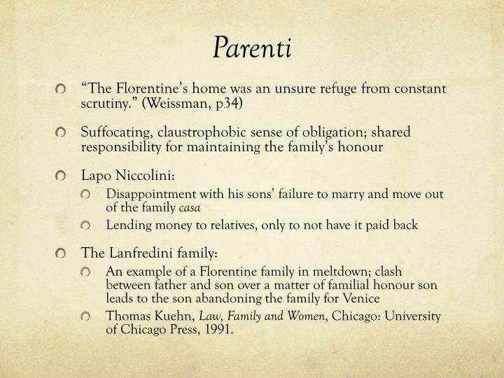 Parenti