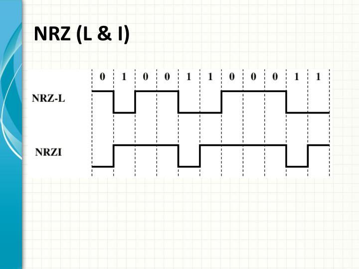 NRZ (L & I)