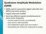 quadrature amplitude modulation qam1