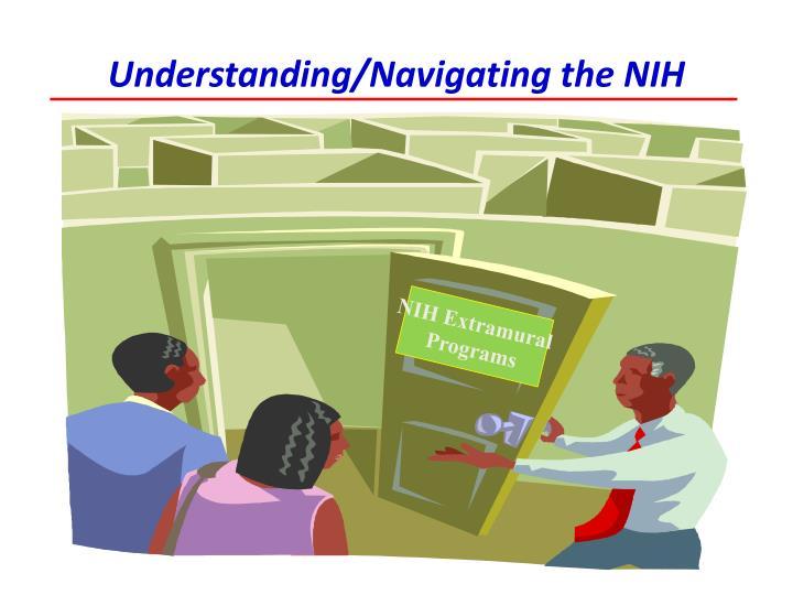 Understanding/Navigating the NIH