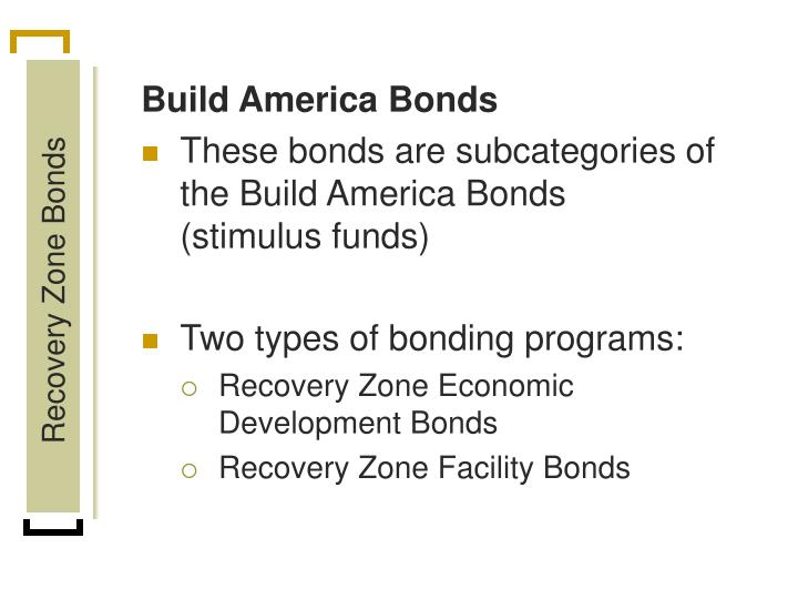 Build America Bonds