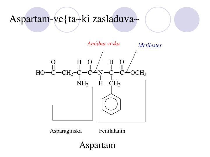 Aspartam-