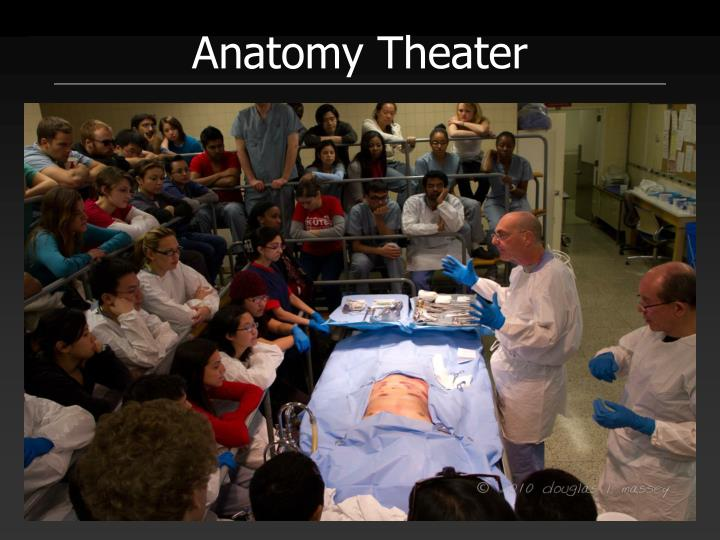 Anatomy Theater