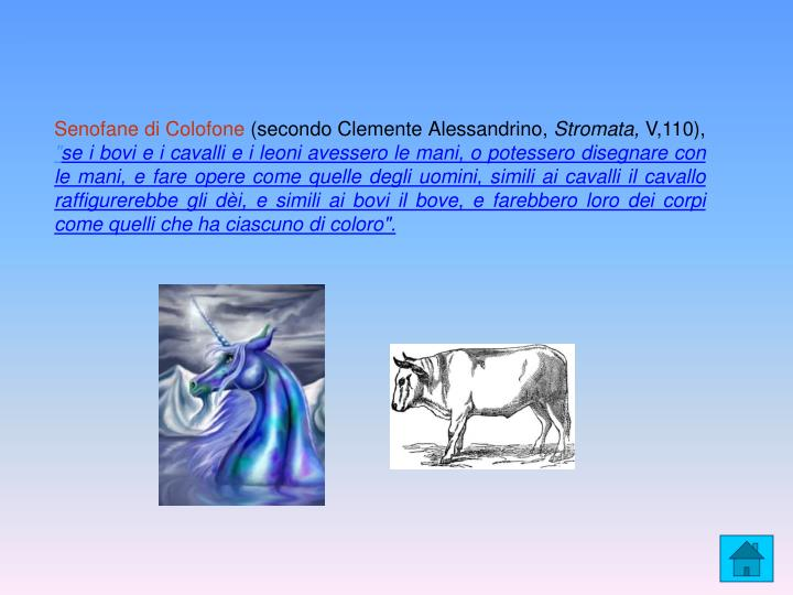 Senofane di Colofone