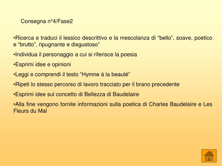 Consegna n°4/Fase2