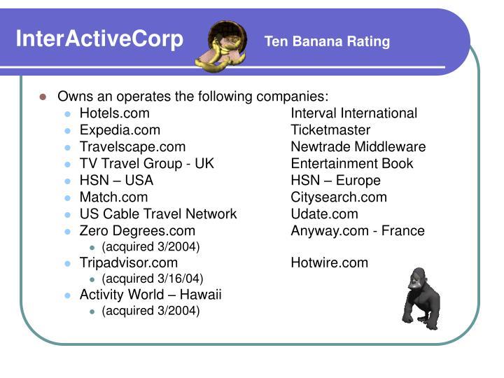 InterActiveCorp
