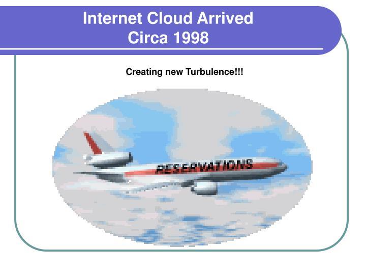 Internet Cloud Arrived
