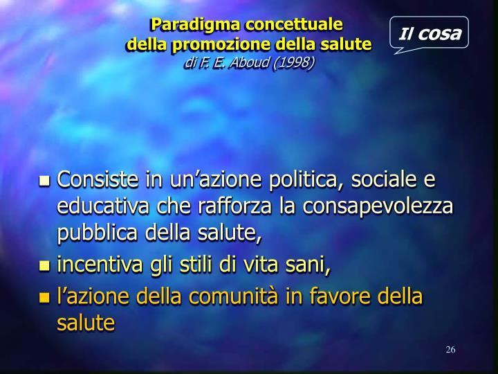 Paradigma concettuale