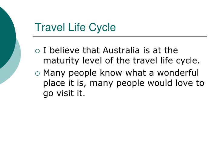 Travel Life Cycle