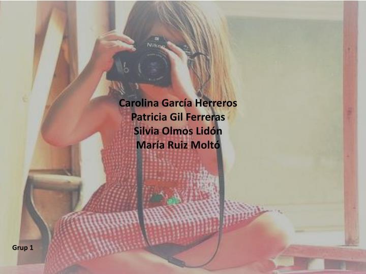 Carolina García Herreros
