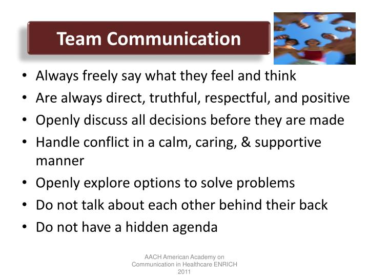 Team Communication