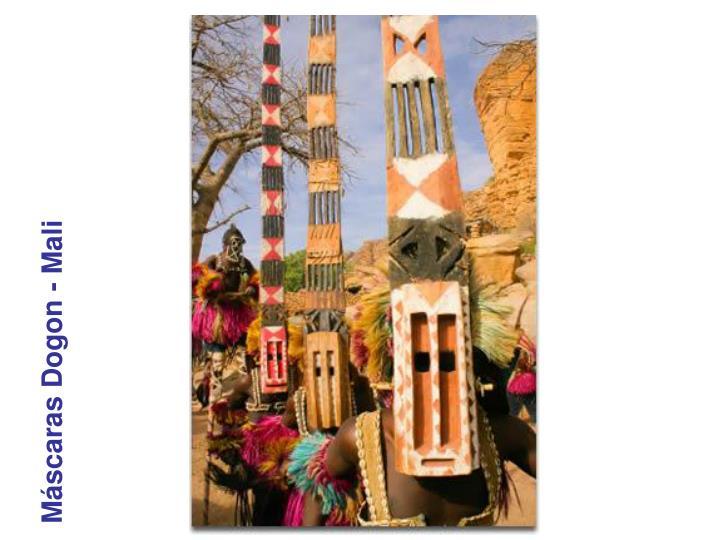 Máscaras Dogon - Mali