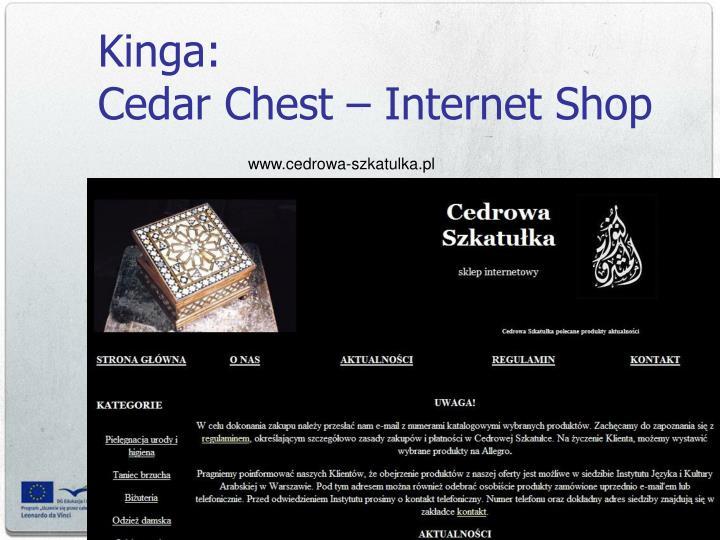 Kinga: