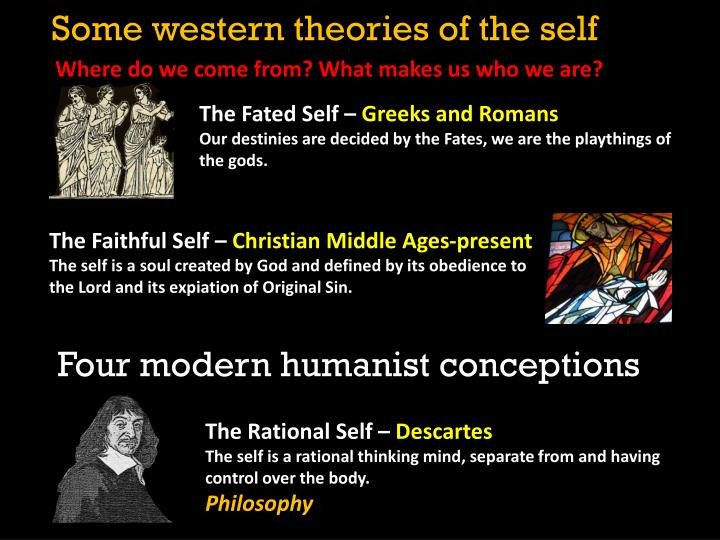 Some western theories