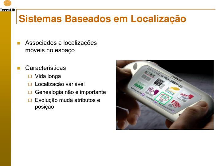 Sistemas Baseados em Localização