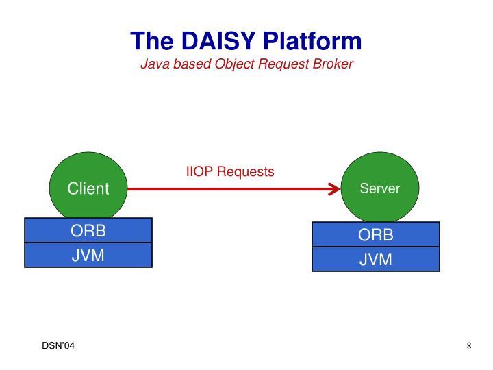 The DAISY Platform