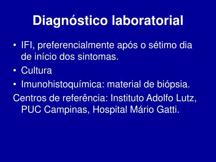 Diagnóstico laboratorial