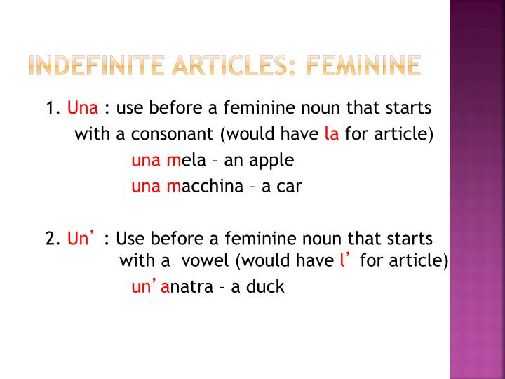 definite and indefinite articles pdf