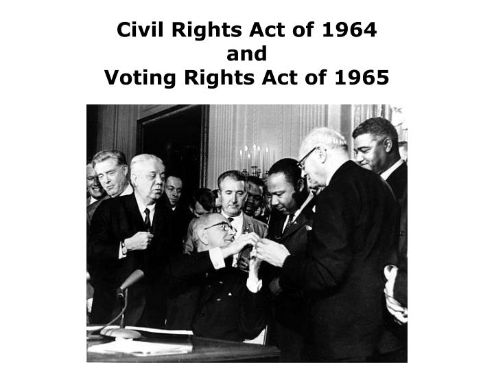 Civil Rights Act of