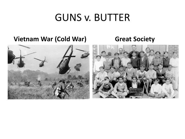 GUNS v. BUTTER
