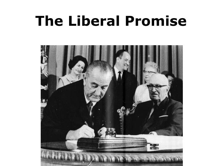 The Liberal Promise