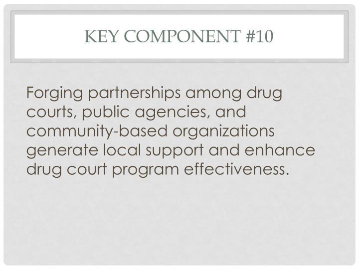 Key Component #10