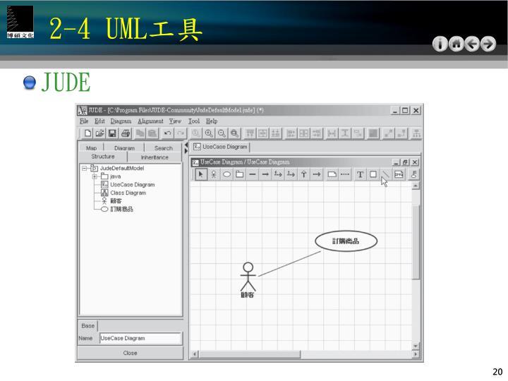 2-4 UML