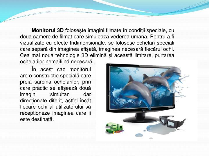 Monitorul 3D
