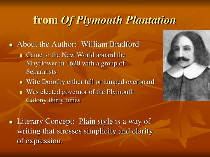 compare of plymouth an plantation and the interesting life of olaudah equiano Compensation for slavery how to remember slavery and the slave trade who is this man olaudah equiano moretonhampstead black soldiers and devon my father interest in finding out about the lives of black people in history has grown in recent years and black history month is celebrated each october in britain.