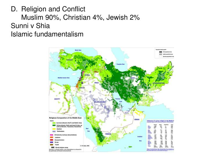Religion and Conflict